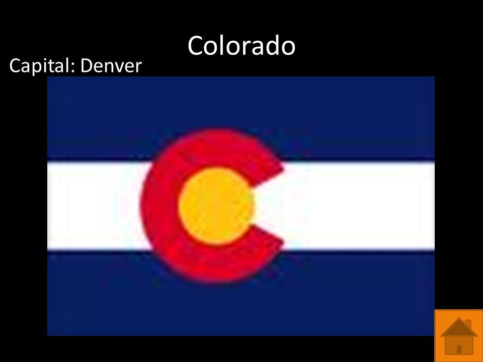 Colorado Capital: Denver