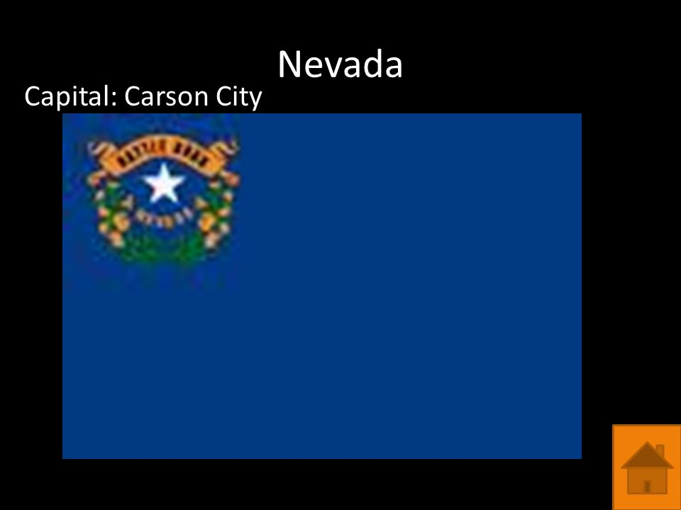 Nevada Capital: Carson City