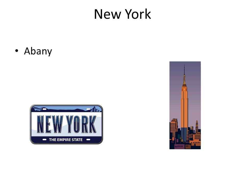 New York Abany