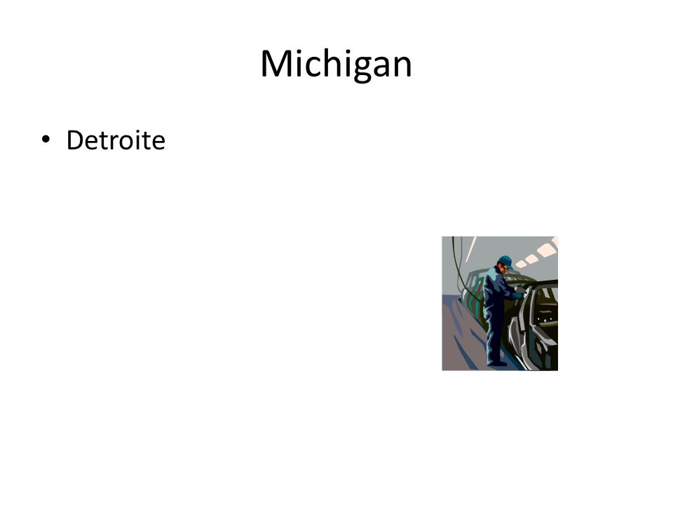 Michigan Detroite