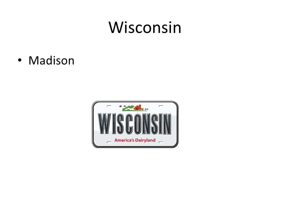 Wisconsin Madison