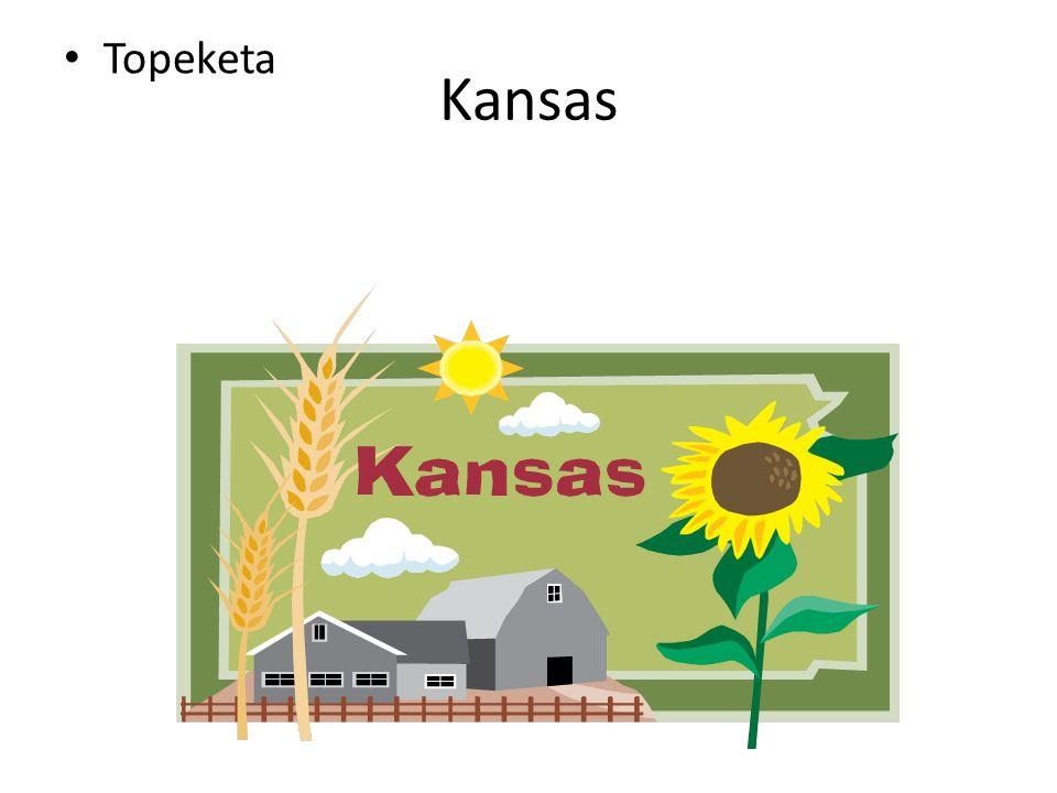 Kansas Topeketa