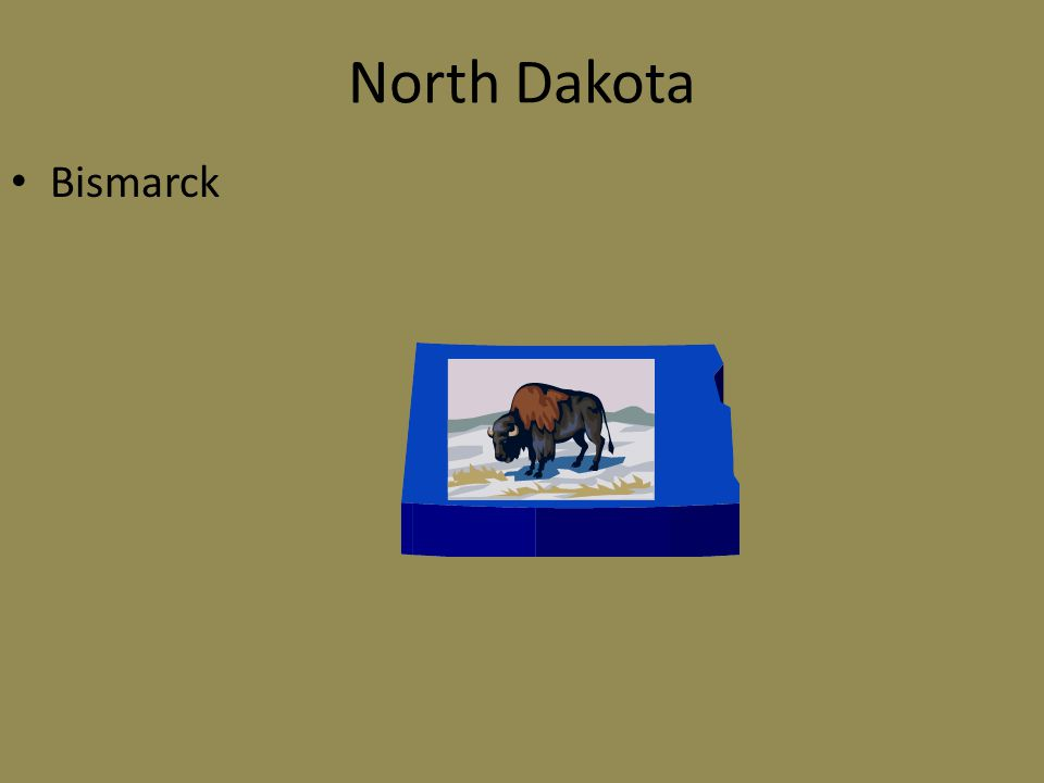 North Dakota Bismarck