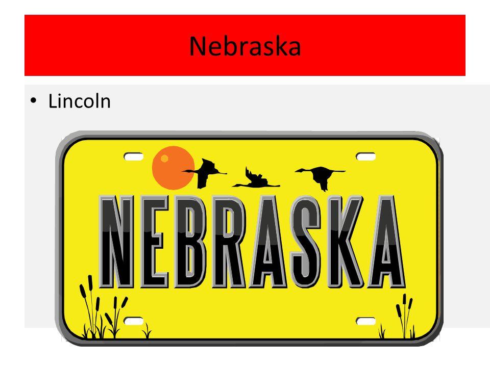 Nebraska Lincoln