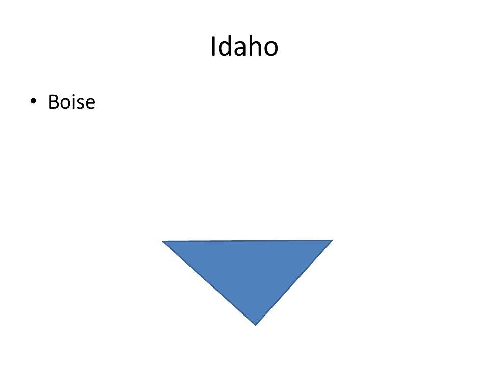 Idaho Boise