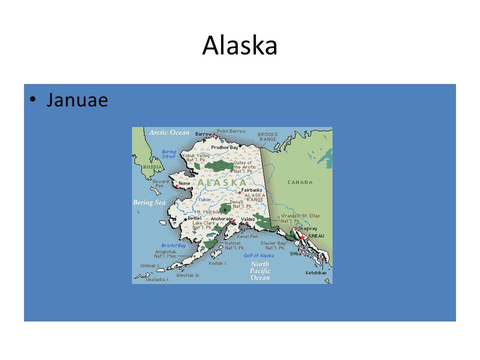 Alaska Januae