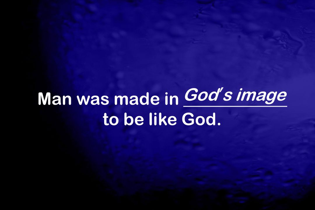 Christ had no sin.But God made him become sin.