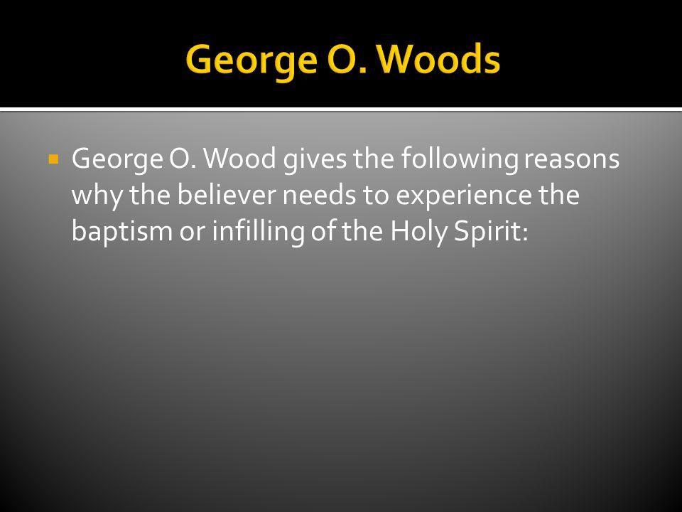  George O.