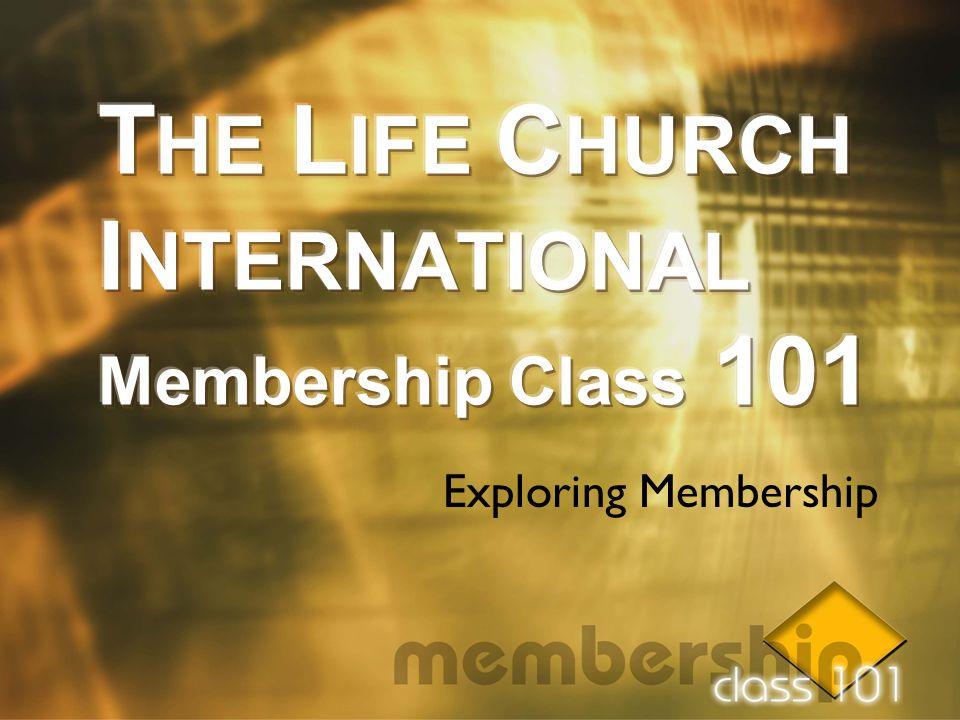 Exploring Membership