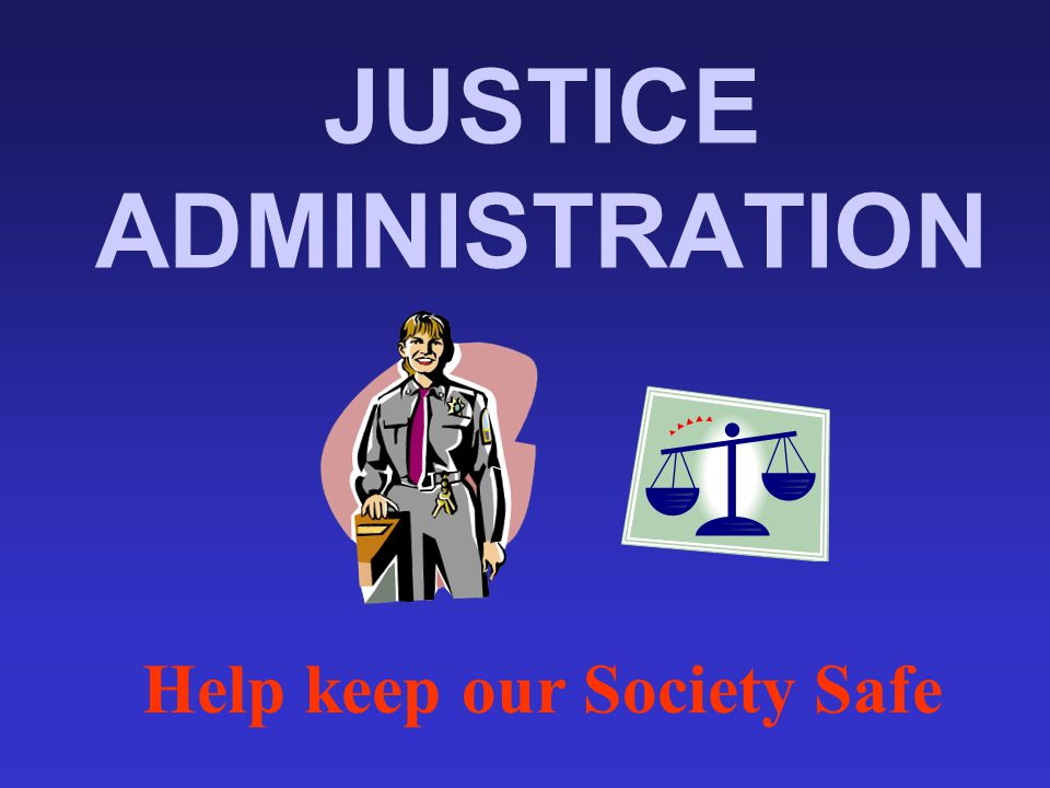 Law and Justice Administration college subjects
