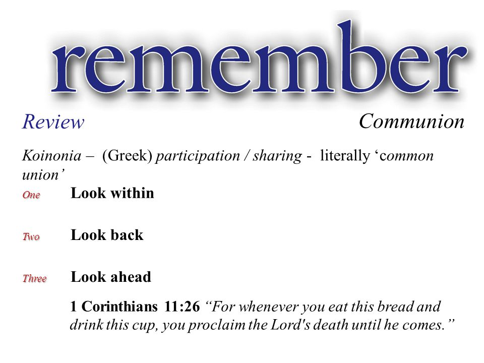 Matthew 3:13-16 Baptism