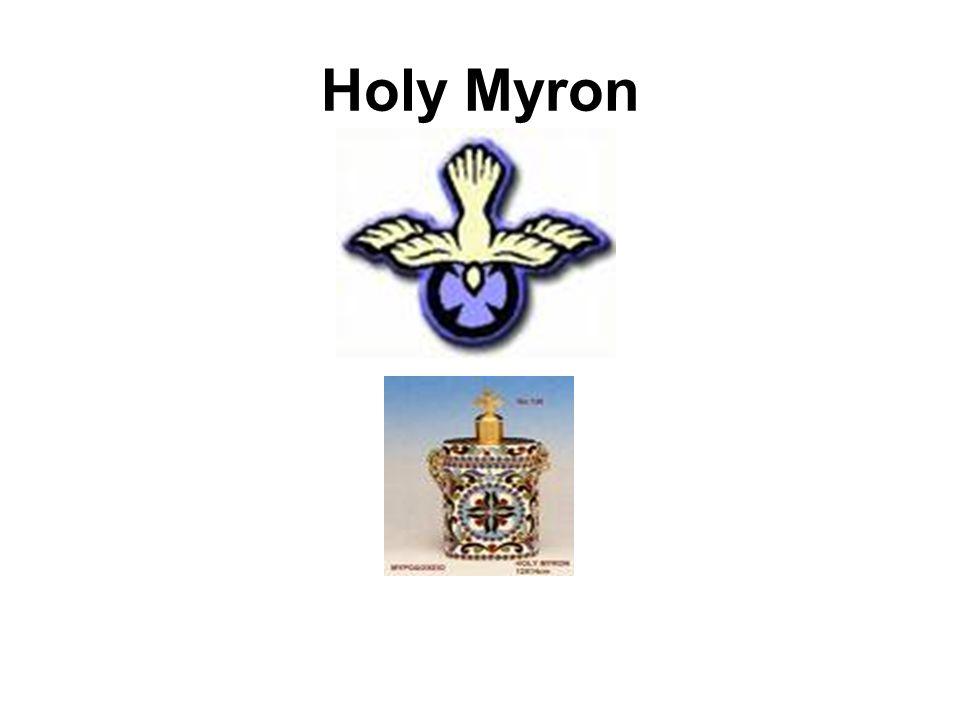 Holy Myron