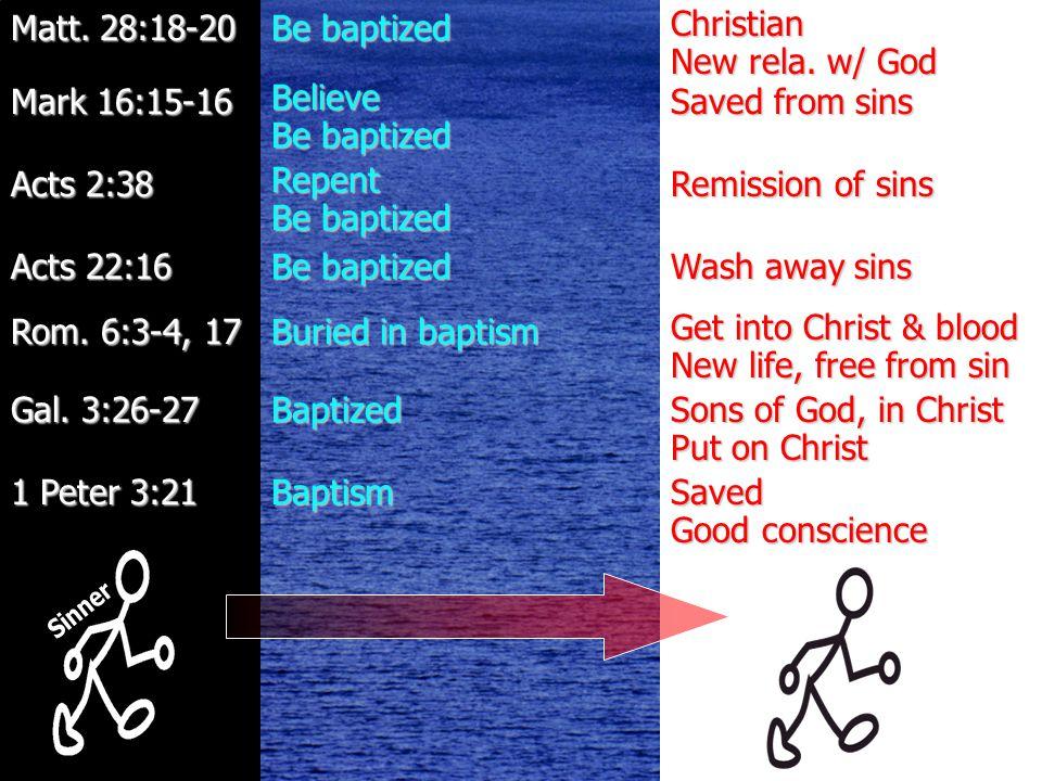 Bapt- words in N.T. = 114 times in 91 verses