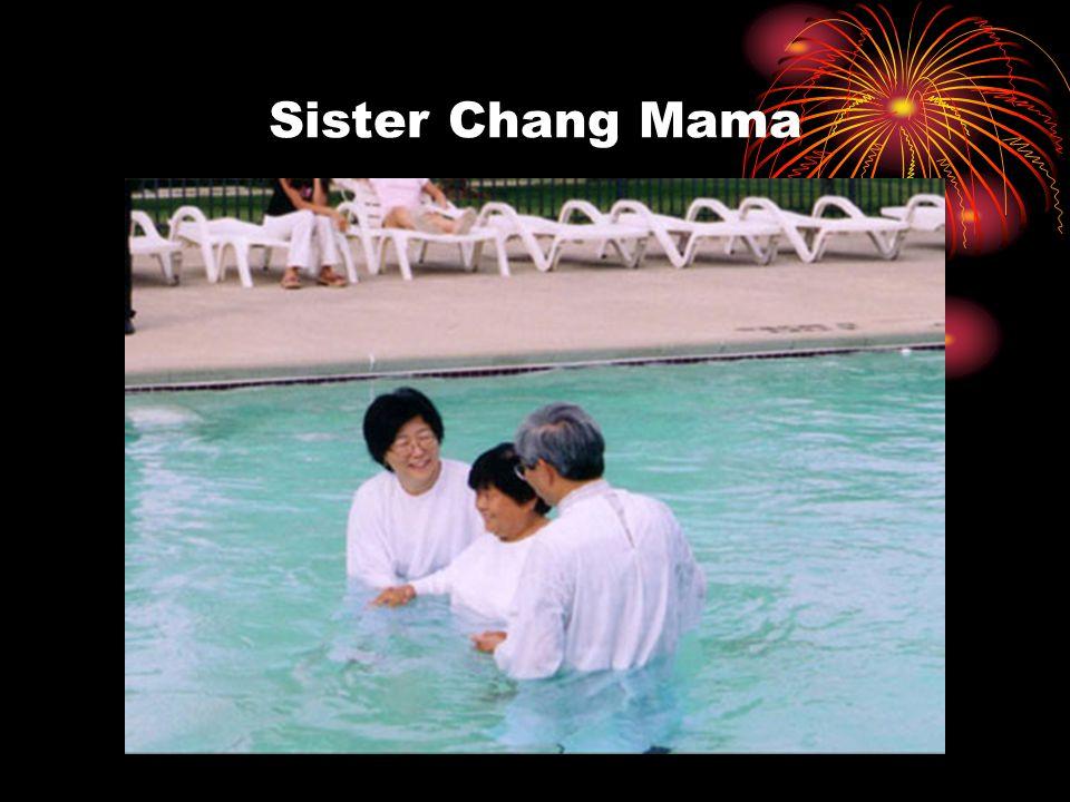 Sister Chang Mama