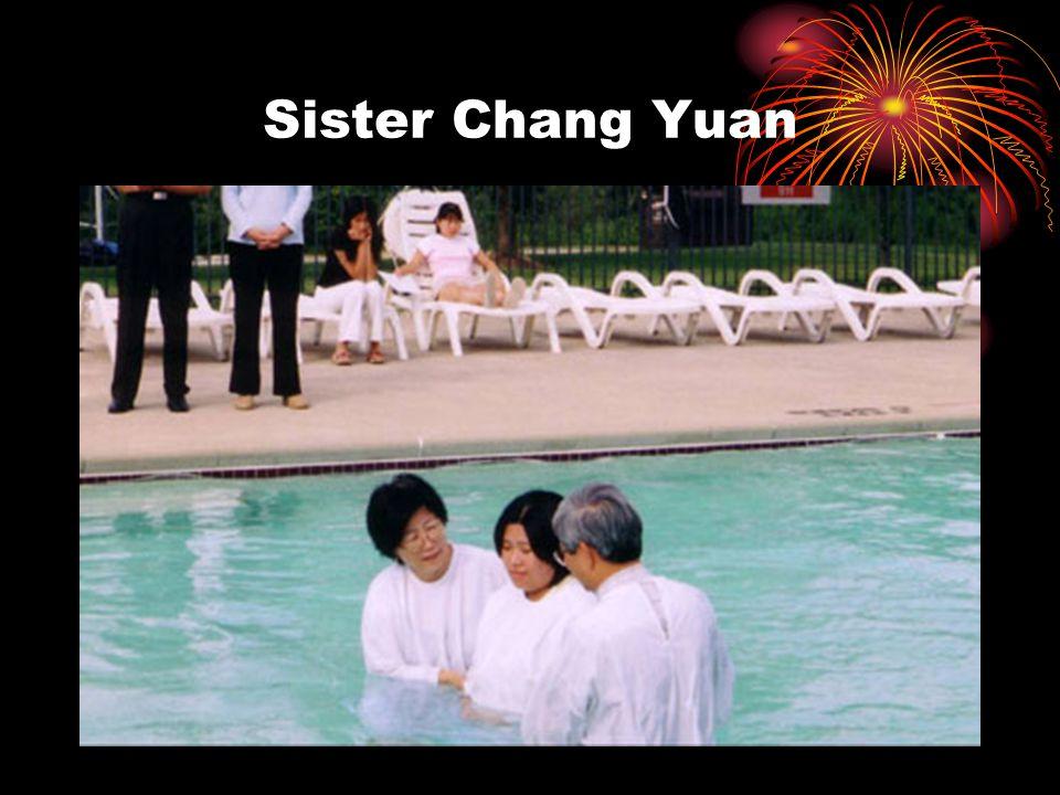 Sister Chang Yuan