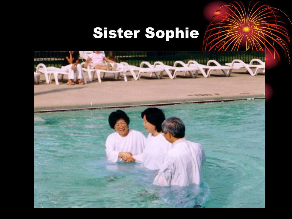 Sister Sophie
