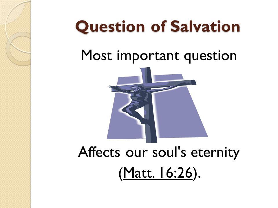 BAPTISM REVEALED Results Of Baptism 1.