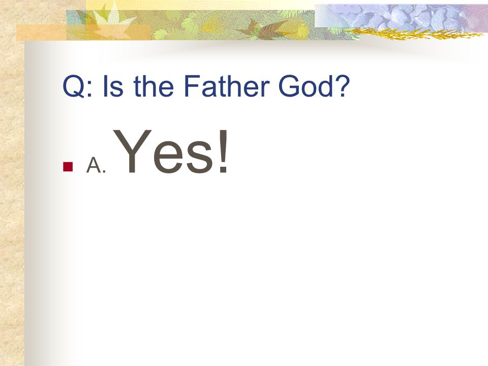 Who was his foster father? A. Simeon B. Joseph C. David D. He did not have a foster father.