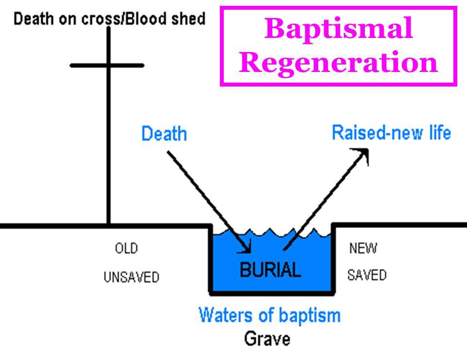 Baptismal Regeneration
