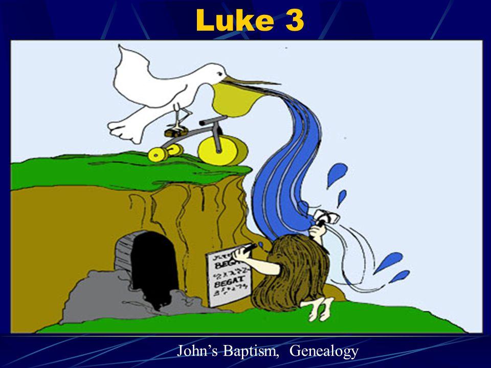 Luke 4 Temptation, Reads Scroll, Peter's Mother-In-Law