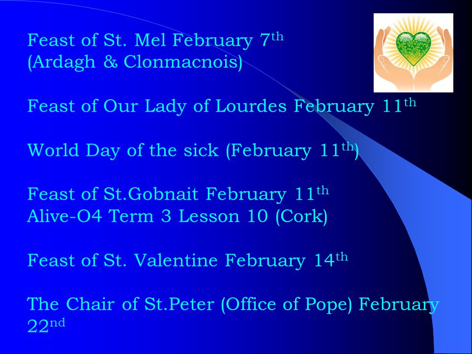 Feast of St.