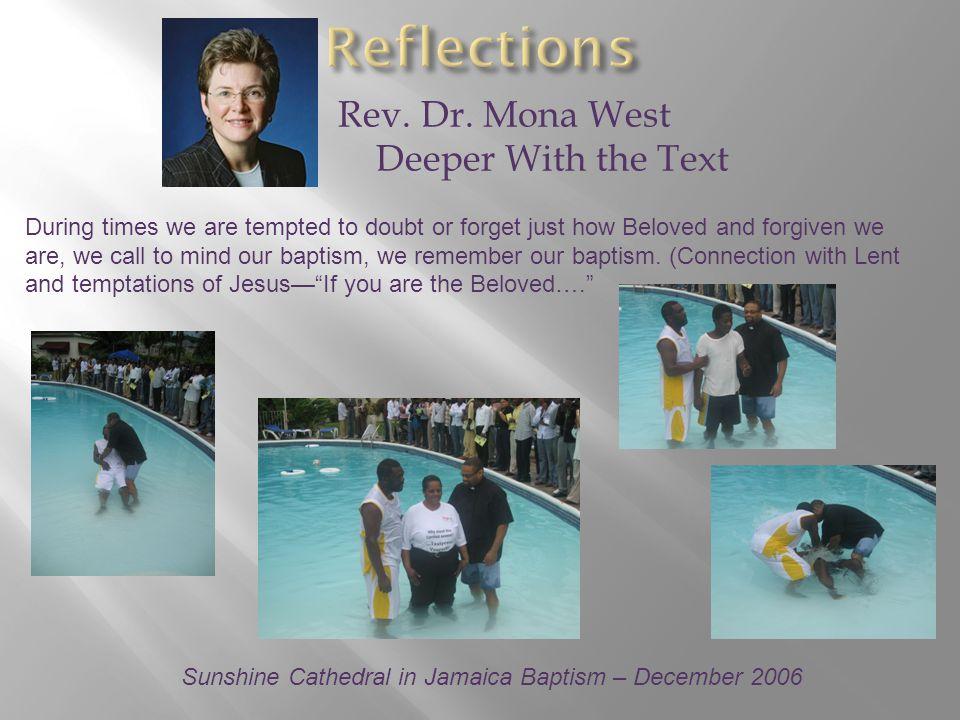 Rev. Dr.