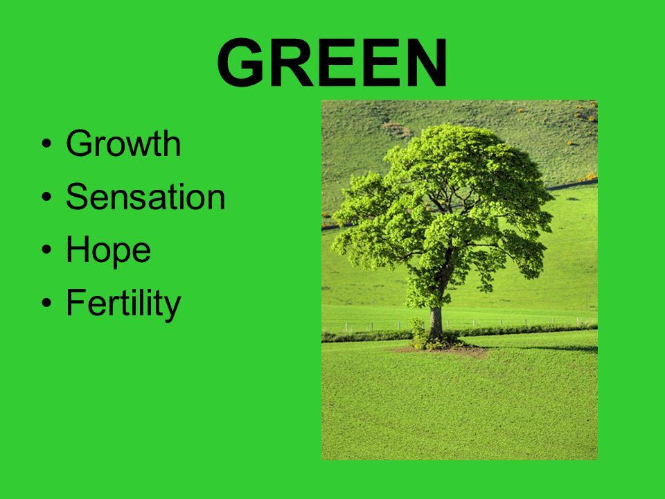 GREEN Growth Sensation Hope Fertility