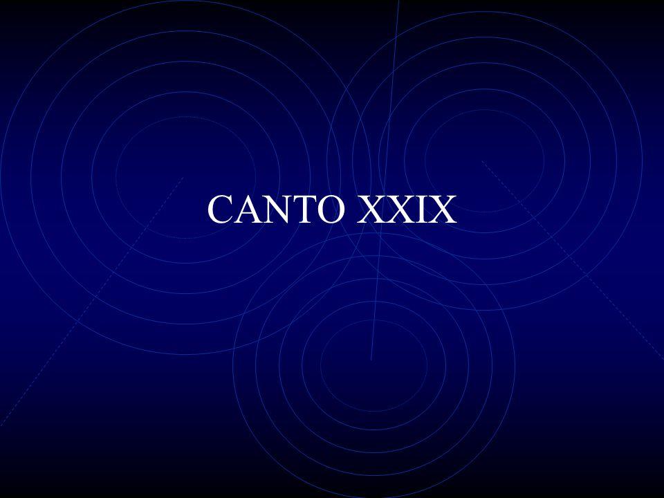 CANTO XXIX