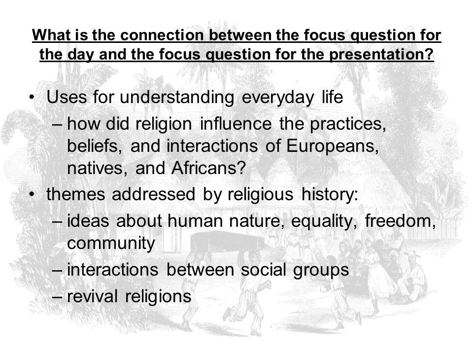 slave worship practices: Yoruba culture (SC)