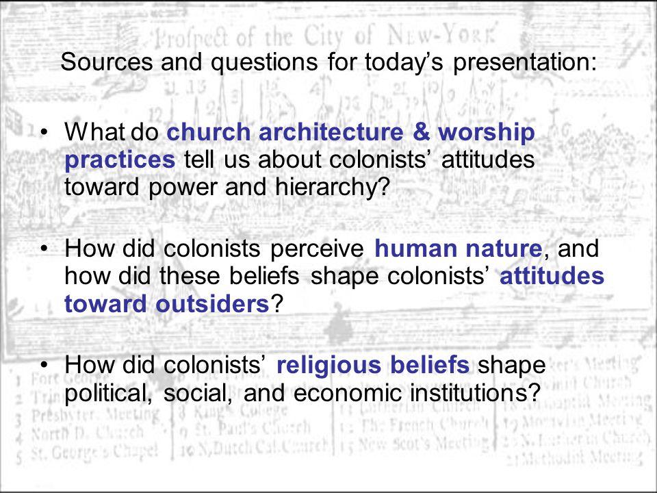 Quakers & human nature - How did Quakers perceive human nature.