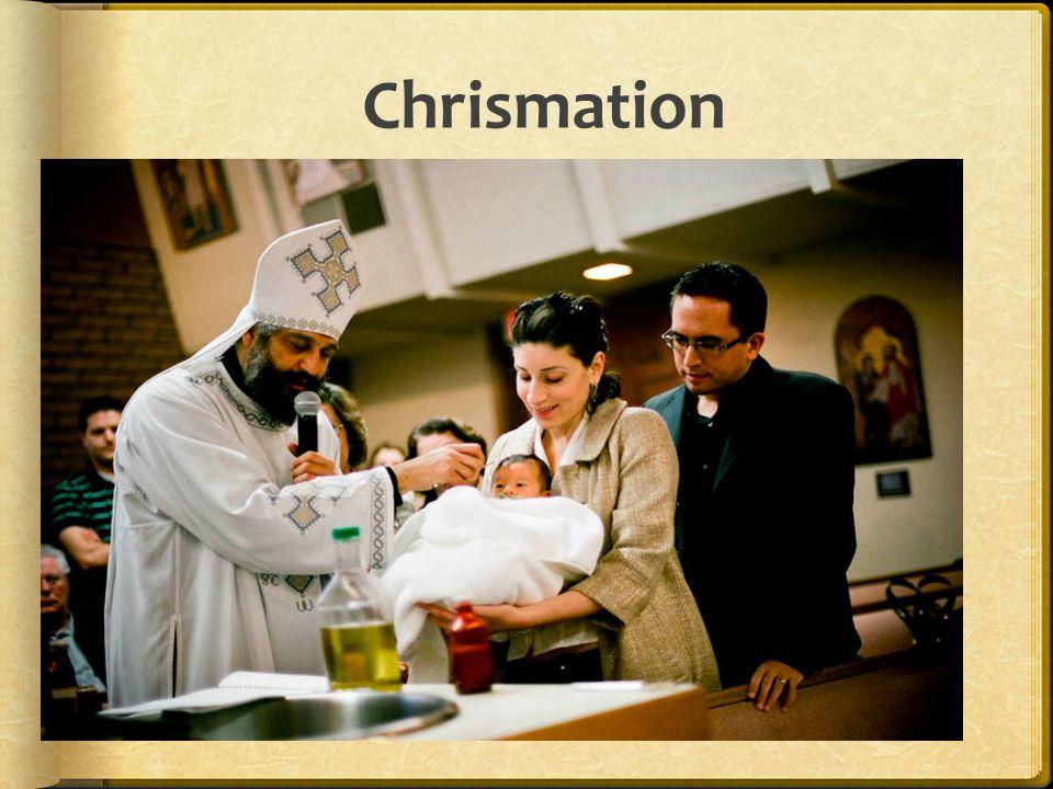 Chrismation