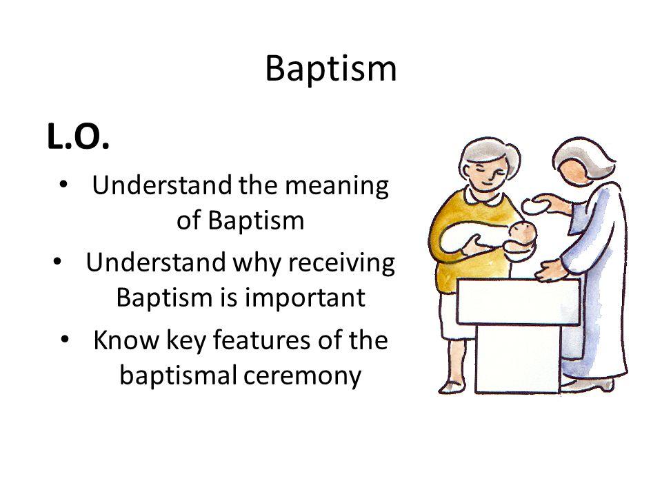Baptism L.O.