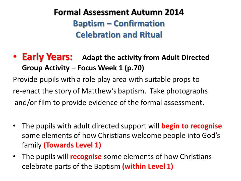Pupils to use religious terms to show an understanding of the marriage liturgy.