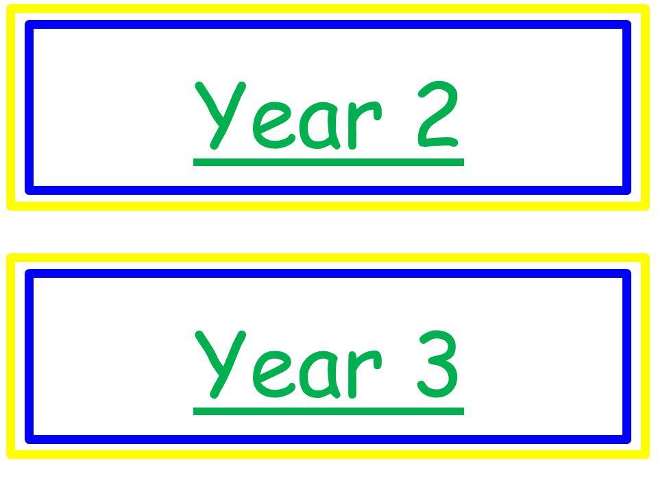 Year 2 Year 3
