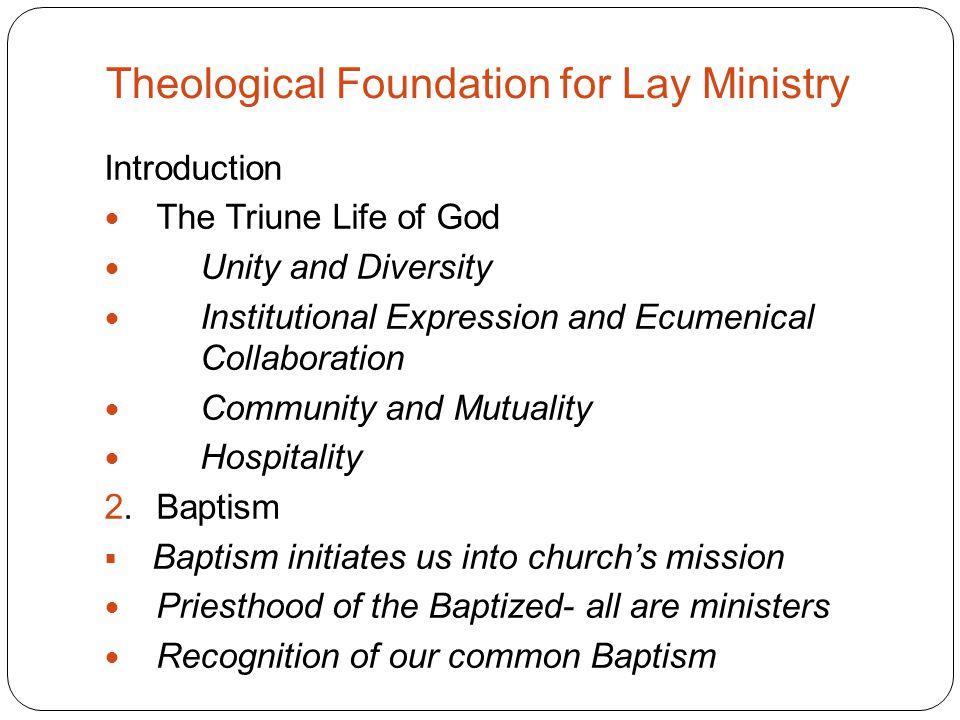 Theological Principles 1.