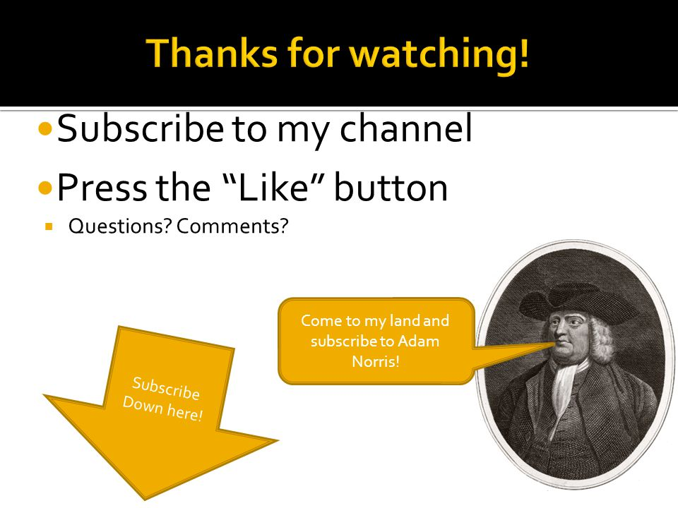 """Subscribe to my channel Press the """"Like"""" button  Questions? Comments? Subscribe Down here! Come to my land and subscribe to Adam Norris!"""