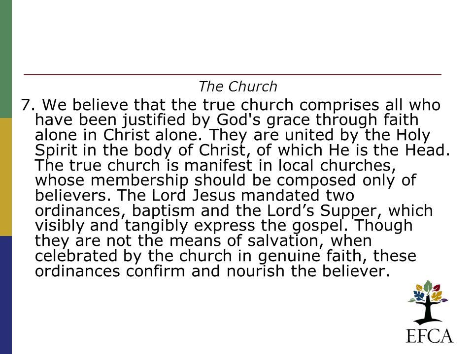 The Church 7.
