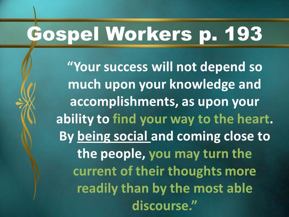 Gospel Workers p.