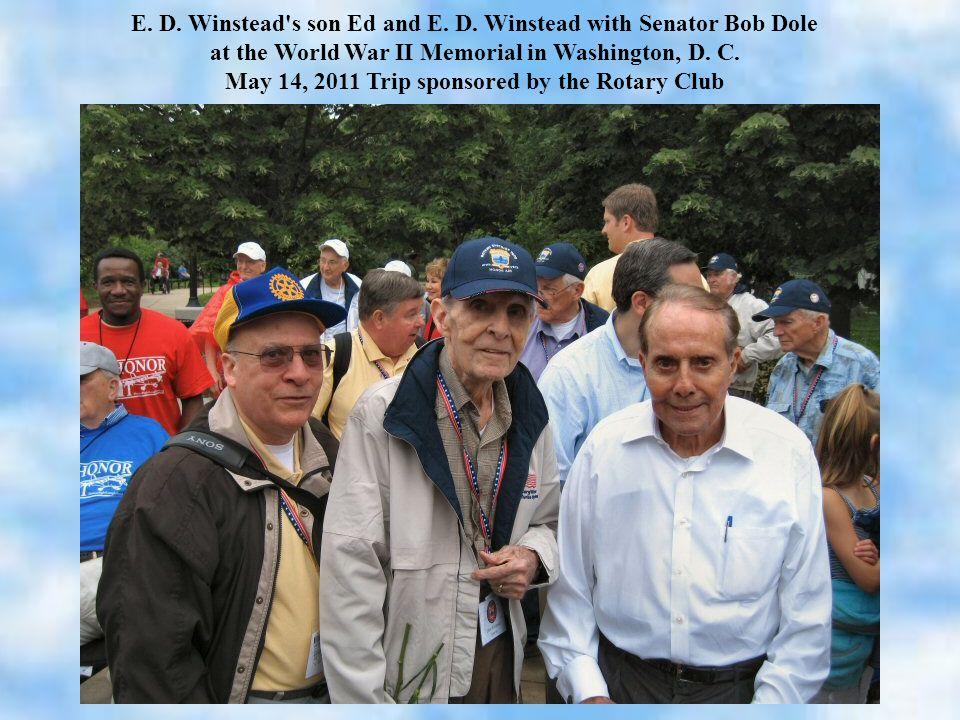 E. D. Winstead s son Ed and E. D.