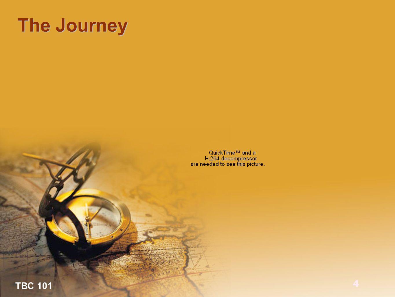 TBC 101 The Journey 4
