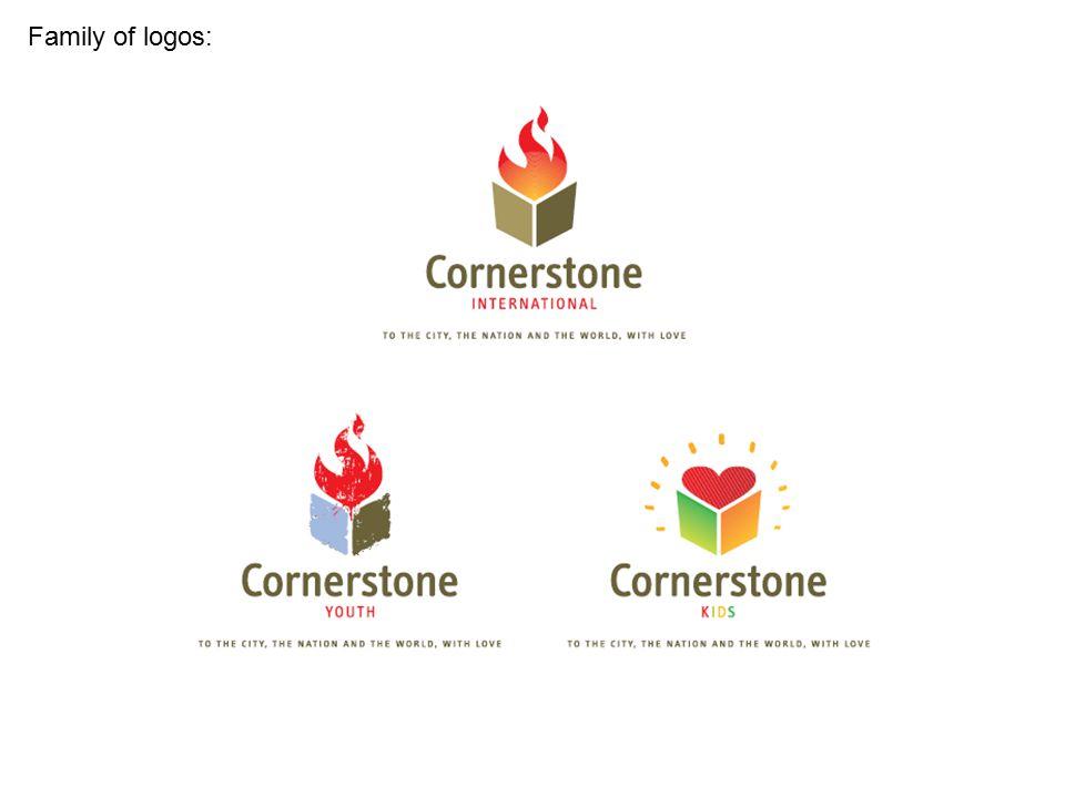 Family of logos: