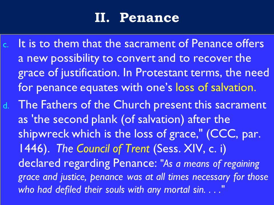 10 II. Penance c.