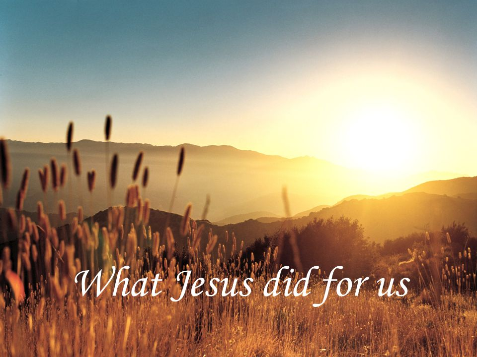 Therefore, if anyone is in Christ, he is a new creation; the old has gone, the new has come.