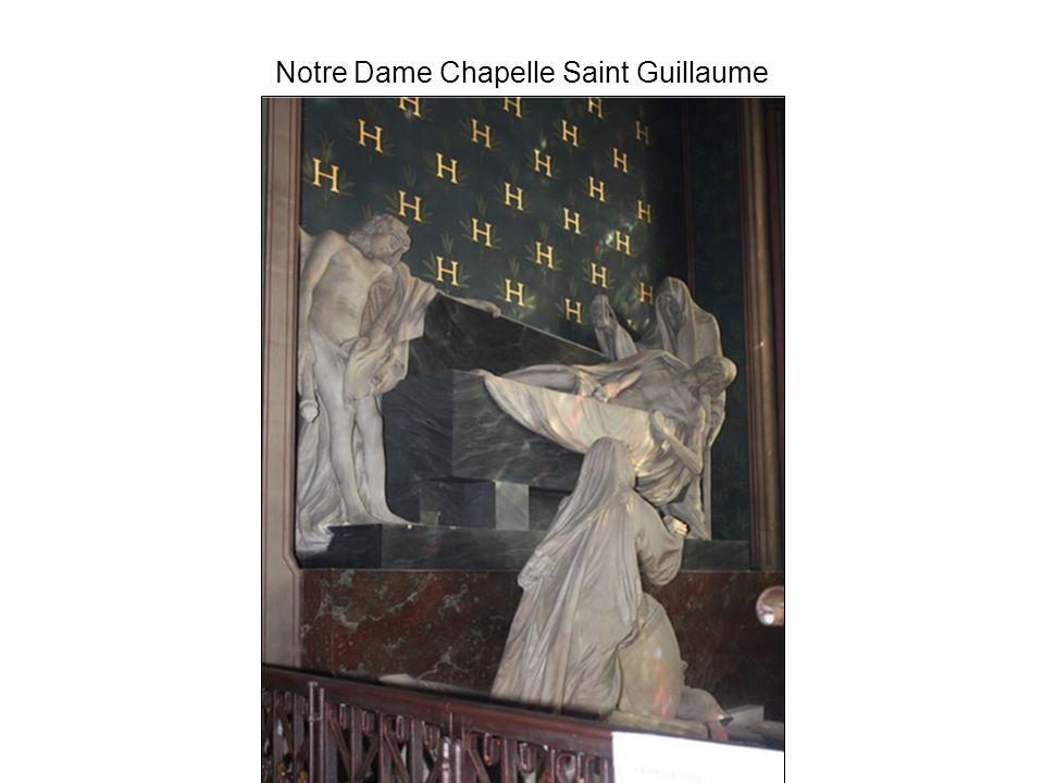 Notre Dame Chapelle Saint Guillaume