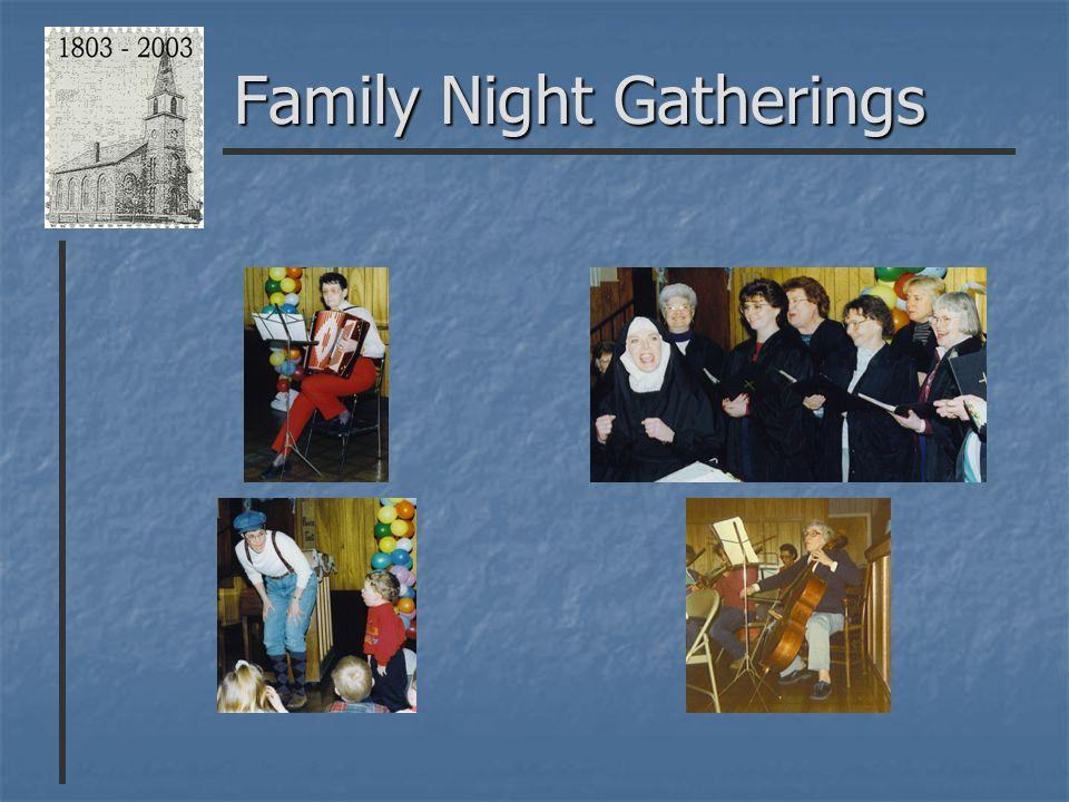 Family Night Gatherings