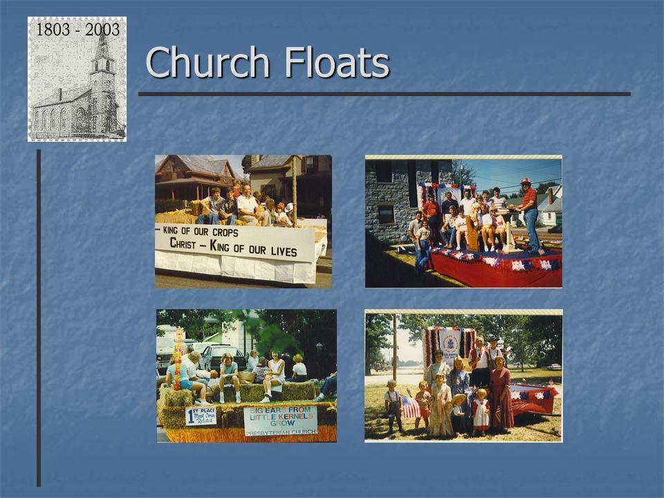 Church Floats