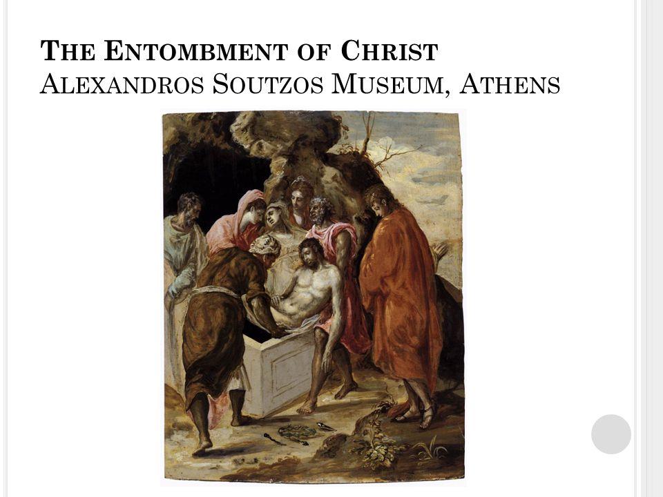 During his Roman stay El Greco ………….. (portray) Giulio Clovio, the miniaturist, for friendship.