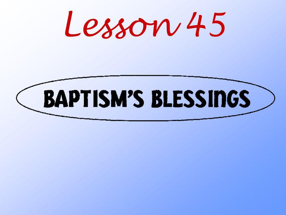 Lesson 45