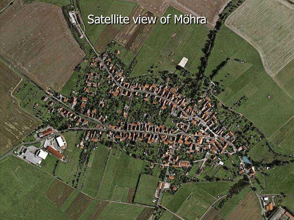 Satellite view of Möhra