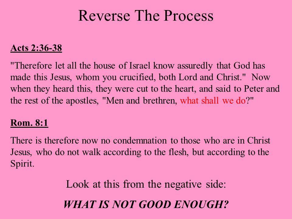 SALVATION FROM SIN What is sin.